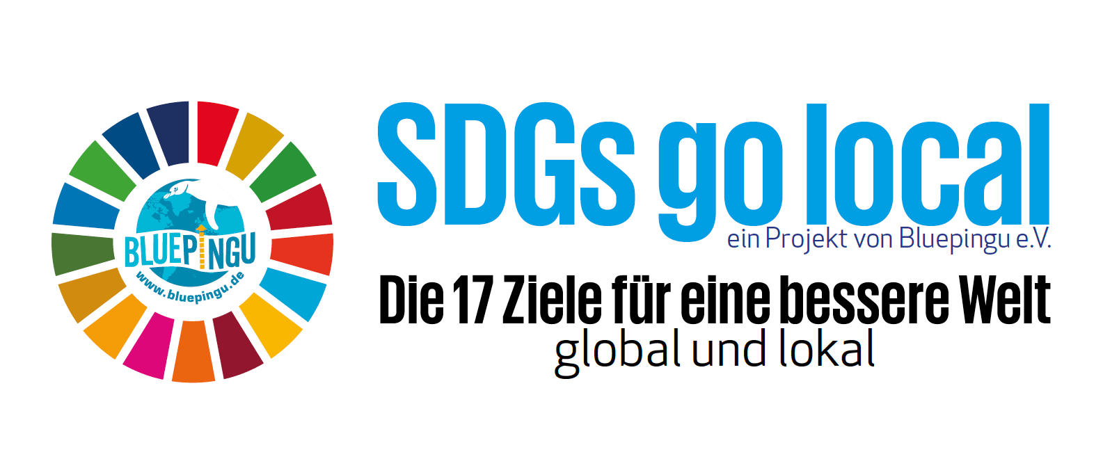 SDGs go local - global denken, lokal handeln