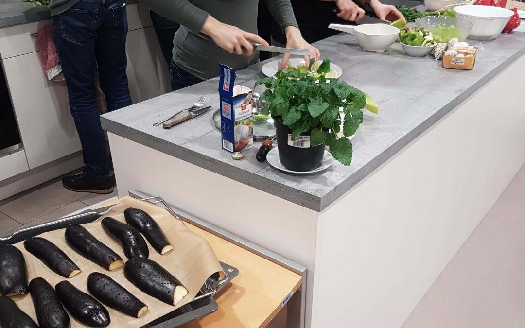 Treffen und Essen in Johannis im neuen Jahr:      Das 1. Meet&Eat in 2020!