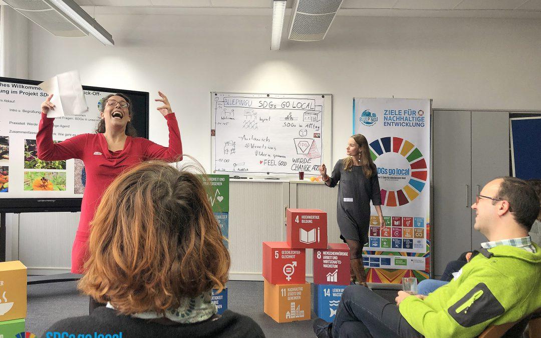 2. SDGs go local-Tagung