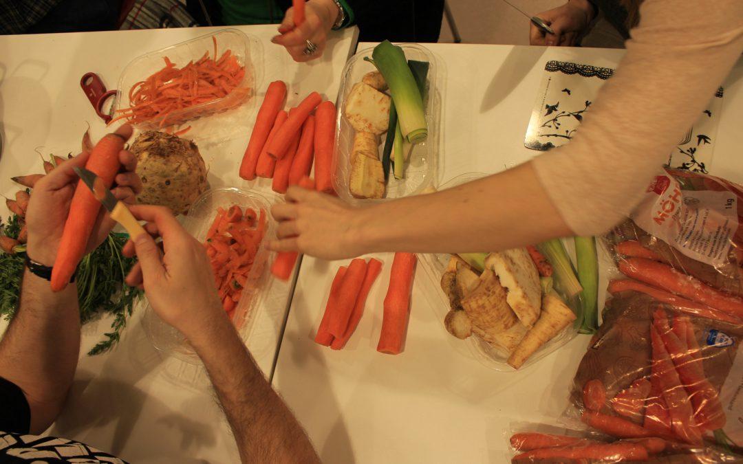 Meet & Eat – wir starten wieder!