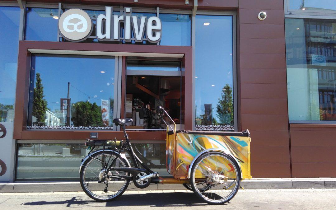 AG Mobilität gibt Gas! – ein Lastenrad für Johannis